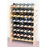 Cava Modular Para Guardar Botella De Vino. Modelo Cm-6
