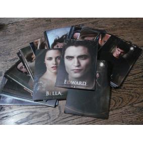 Cards Crepúsculo-twilight - Robert Pattinson 65 Unidades