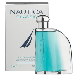 Perfume Nautica Clasica De Caballeros