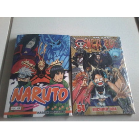 Manga One Piece Numero 54 /manga Naruto Numero 62