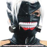 Tokyo Ghoul Mascara Cosplay Anime Fashion Gothic Visual Kei