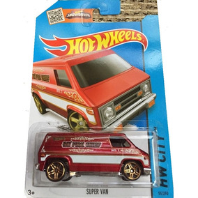 Super Van Hw Fire Chief Rescue City 2015 55/250 1:64