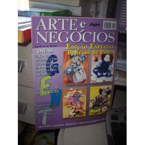Arte E Negócios - Edição Especial Bonecos De Pano