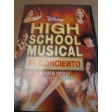 High School Musical En Concierto Dvd Reg. 4 Vanessa Hudgens
