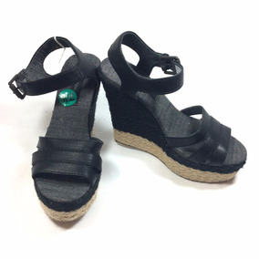 Huaraches Calvin Klein Negros Originales Talla 4 1/2 Mx