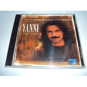 Yanni - Love Songs - Cd Nacional 1999