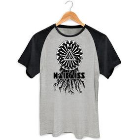 Camisa Camiseta Haikaiss Damassaclan Raglan ec7492e2a34