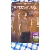 Supernatural Temporada 9 Zona 1 ( Solo Ingles) Sellada