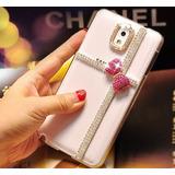 Capa Acrílico E Strass P/ Samsung Galaxy S5 Mini G800