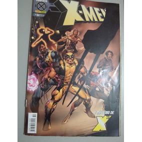 Revista Xmen - O Mistério De X 23