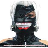Mascara Kaneki Cosplay Tokyo Ghoul Anime Gothic Visual Kei