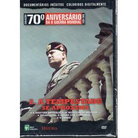 Coleção 70 ª Aniversário Da Segunda Guerra Mundial Dvd Vol 2