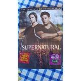 Supernatural Temporada 8 Zona 1 Y Zona 4 ( Solo Ingles)