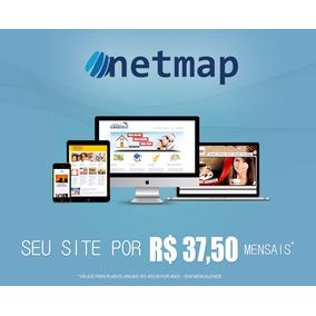 Lojas Virtuais E Sites Personalizados R$ 37,50/mês (anual)