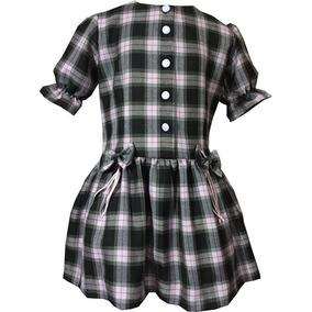 Vestido Para Niña Corte Chemise