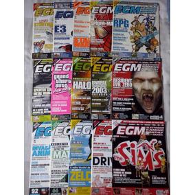Revistas Egm/egw Brasil