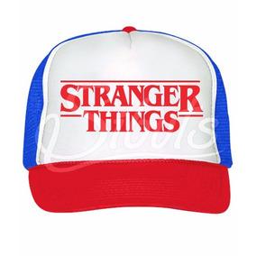 Gorra Serie Netflix Stranger Things ¡envío Gratis Dhl!