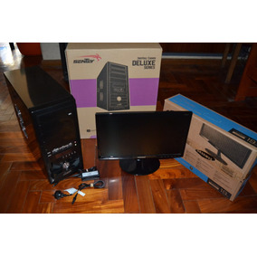 Pc Completa Monitor Mouse Cpu Gabinete