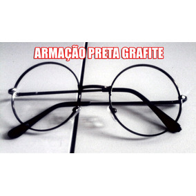 Óculos De Sol Armação Redonda, Estilo John Lennon, Ozzi - Óculos no ... 1839a604ff