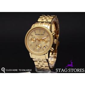 Relogio Feminino Mk 5676 - Relógios De Pulso no Mercado Livre Brasil cc7430087d