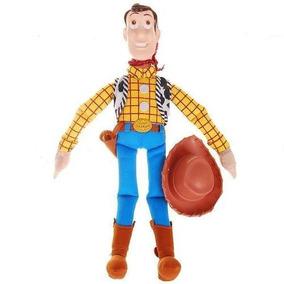 Toy Story Woody - Boneco Xerife - 35 Cm - Pronta Entrega