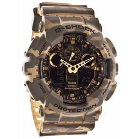 c190cdb26f3 Relogio Casio Camuflado Militar - Relógio Casio no Mercado Livre Brasil