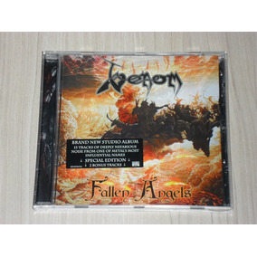 Cd Venom - Fallen Angels (inglês + 2 Bônus) Lacrado
