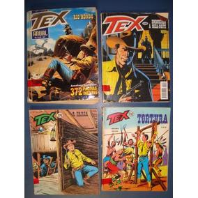 Tex - Lote Com Nºs 133, 270, 426, Anual 5