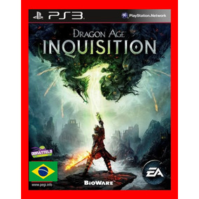Dragon Age Inquisition Deluxe - Ps3 Psn Portugues Br
