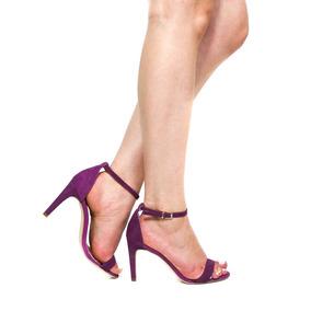 Sandália Zariff Shoes Salto 8131   Zariff