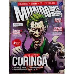 Mundo Dos Super Heróis Nº64 Coringa (sem Pôster)