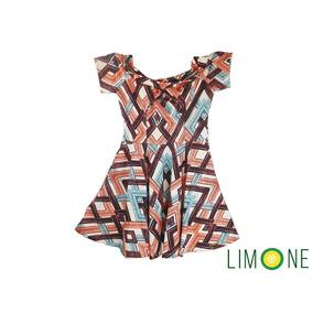 1099c1c5ebd Vestido Estampado Limone (marca De Grife) - Vestidos Femininas no ...