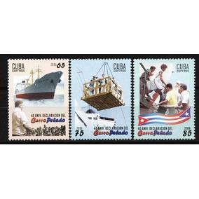 Cuba 2006 - Declaração Do Cerro Pelado 3 Selos