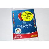 Set De Actualizacion Eurocopa Francia 2016 Panini