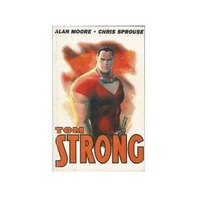 Hq Tom Strong - Alan Moore / Chris Sprouse