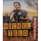 Blu Ray Michel Teló Sunset