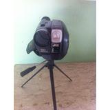 Filmadora Compact Gr-axm100 Jvc #39
