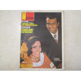 Manchete Nº854 - 1968 Papa Paulo Vi, Miss Marta, Chacrinha