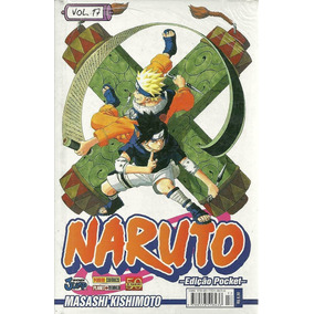 Naruto Mangá Top Premium 72 Volumes Completos! Frete Grátis!