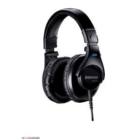 Headphone Shure Srh440 Loja Cheiro De Música Autorizada !!