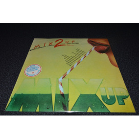Mix 2 Up Vinilo Enganchado Italo Tipo Gapul 1986 Impecable !