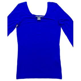 Playera Azul Polo Ralph Lauren Sport Mujer 100% Original