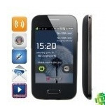 L350 Android 4.4.2 Bar Phone 3.9 Screen,wi-fi Bluetooth