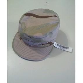 Bone Gorro Cobertura Militar Americano Original Deserto Iraq a3460e2e9ef