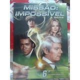 Dvd Missão Impossível 6ª Temporada 6 Discos
