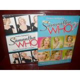 Coleção Samantha Who As 2 Temporadas 6 Dvds Original Lacrado