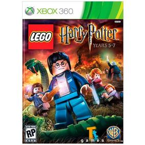 Lego Harry Potter Years 5-7 Xbox 360 Novo Lacrado