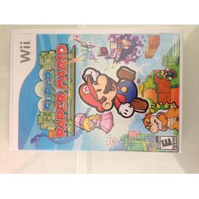 Super Paper Mario Wii Nintendo
