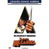 Dvd Coleção Stanley Kubrick - Laranja Mecânica (1971)