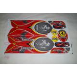 Adesivo Colante P/ Bike Ferrari